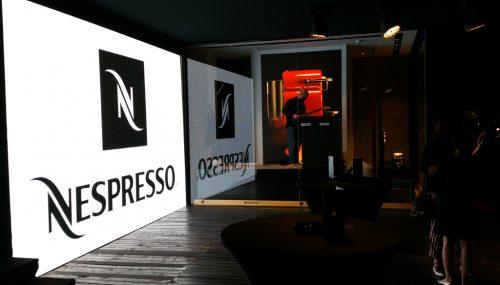 Kamrad - Lansare Nespresso Boutique