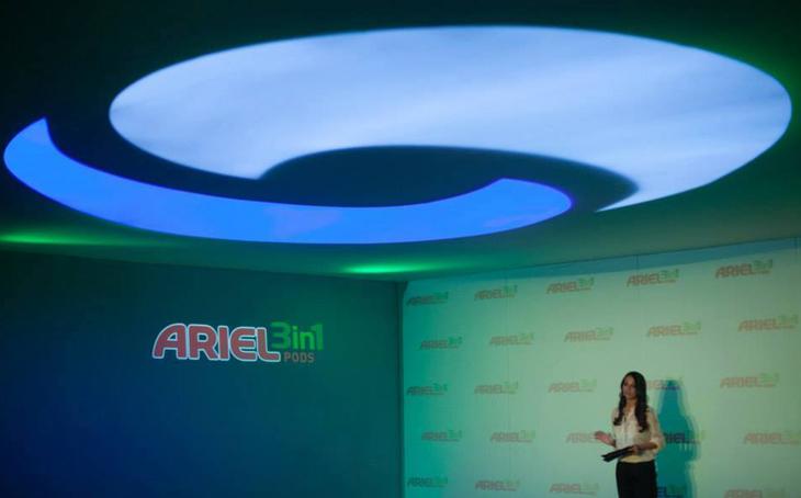 Kamrad - Lansare Ariel 3 in 1 Pods