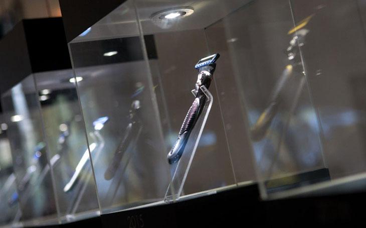 Kamrad - Lansare Gillette Fusion Proshield