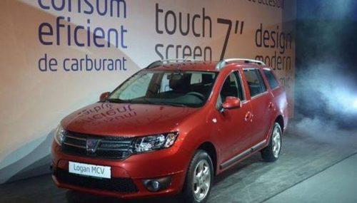 Kamrad - Lansare Dacia MCV