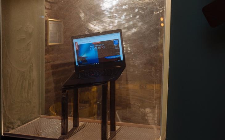 Kamrad - Lansare ThinkPad X1 Carbon