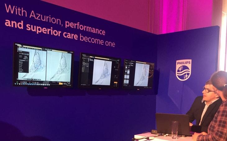 Kamrad - Lansare Philips Azurion