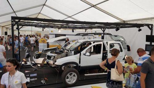 Kamrad - Standuri Expo Renault Day 2016