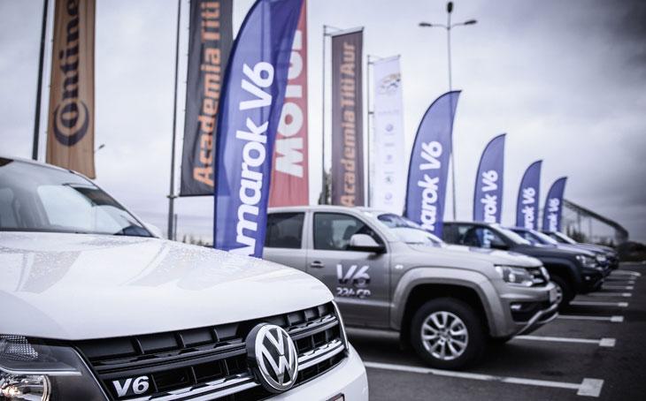 Kamrad - Lansare Volkswagen Amarok
