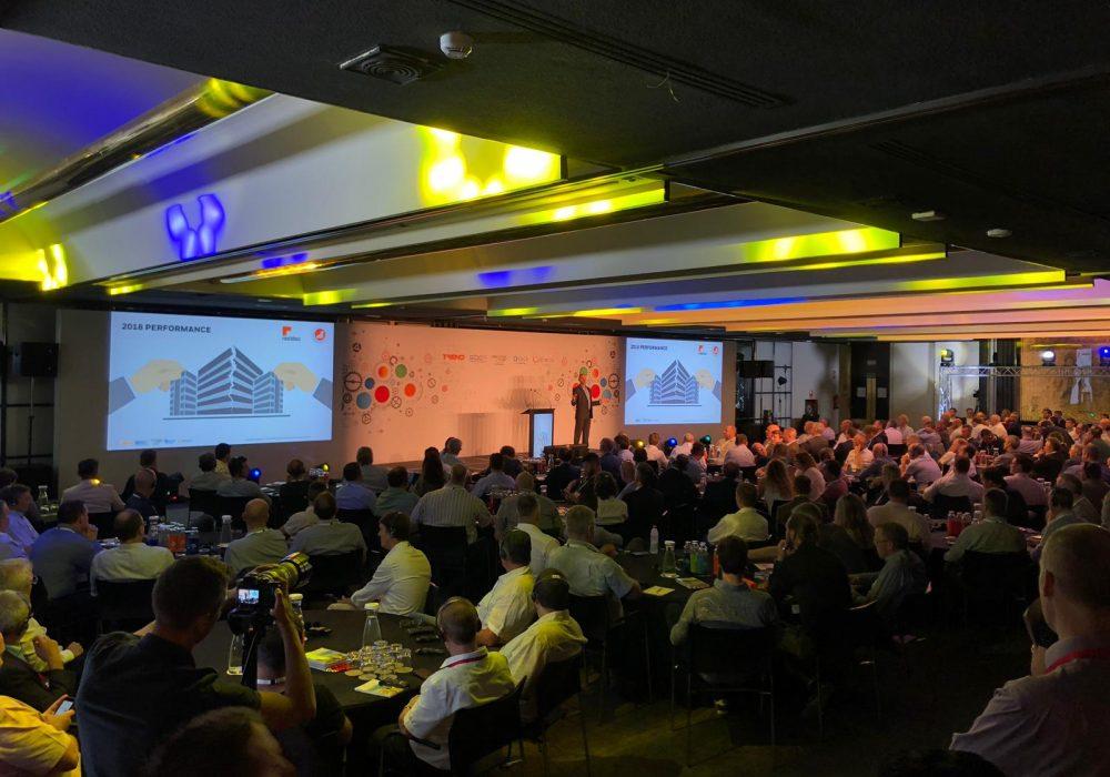 Kamrad - Conferinta Honeywell- Connected Partner