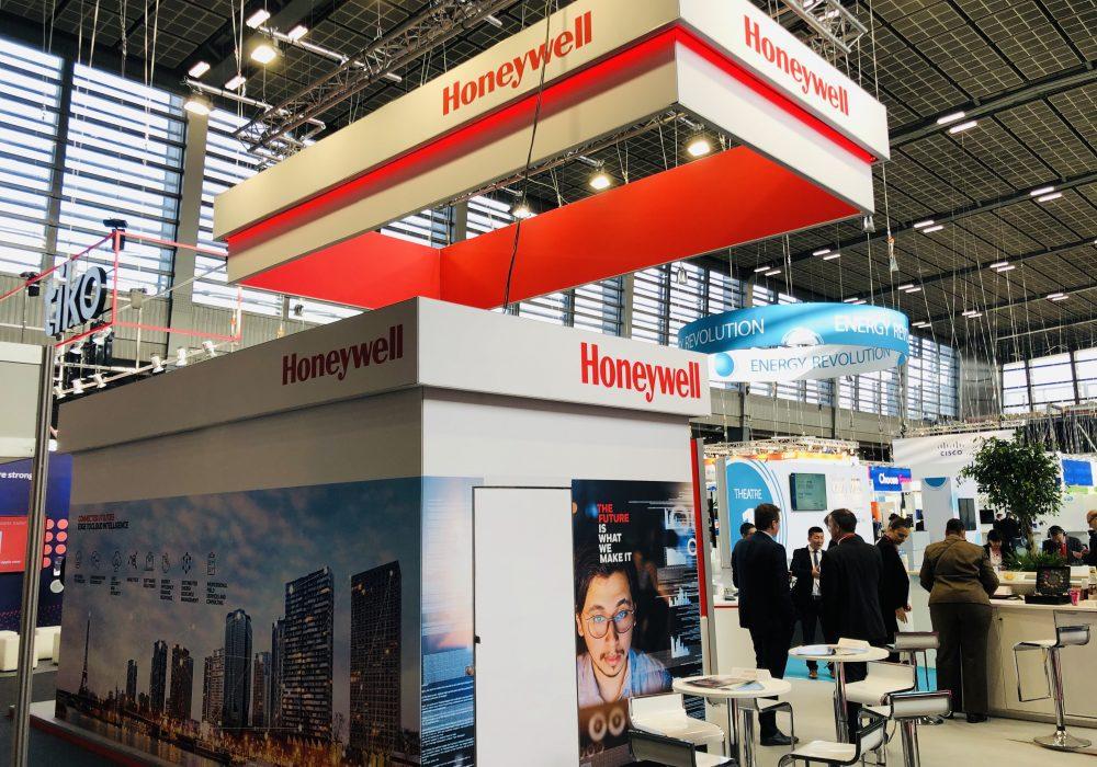 Kamrad - Stand Honeywell la EUW
