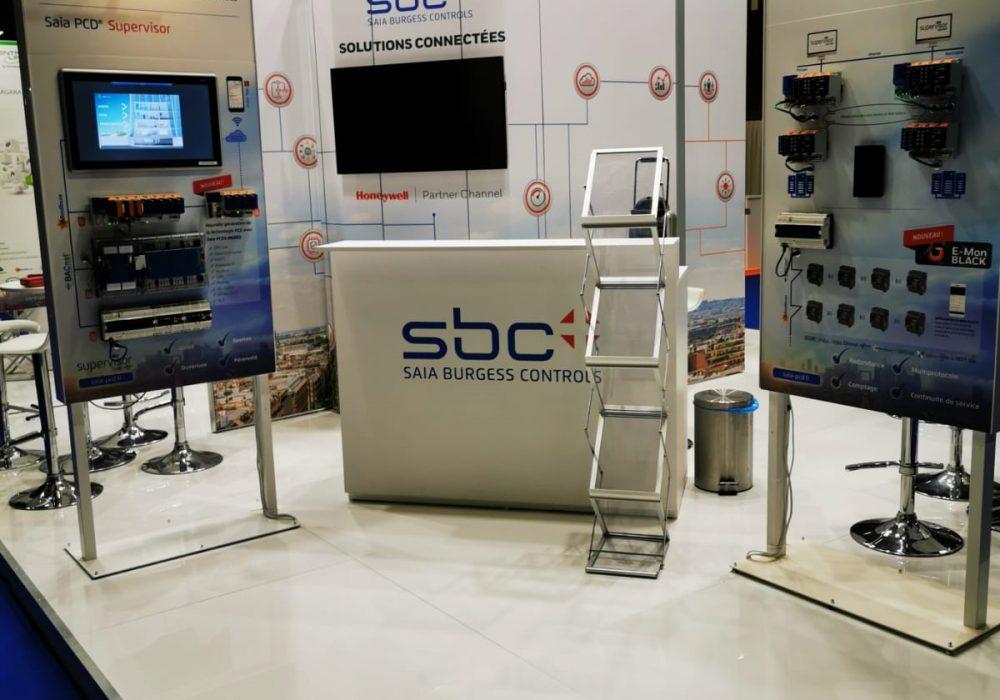 Kamrad - Stand expozitional TREND/SBC/ CENTRALINE la IBS Expo