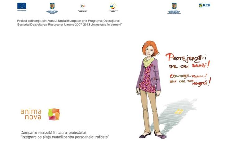 Kamrad - Campanie de informare sociala