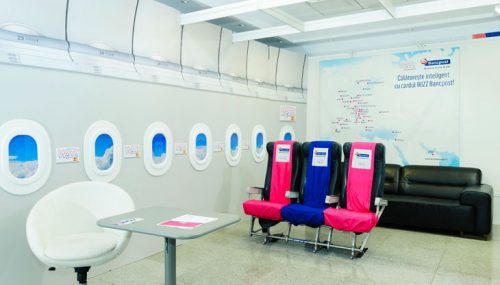 Kamrad - Stand Bancpost si Wizz Air