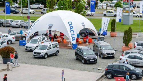 Kamrad - Caravana Dacia