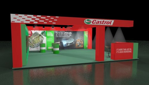 Kamrad - Stand Expo Castrol