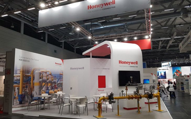 Kamrad - Stand Honeywell GAT WAT