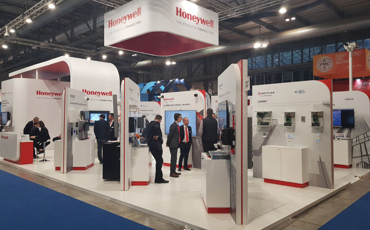 Kamrad - Stand Expo Honeywell Sicurezza