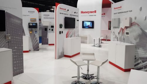 Kamrad - Stand Expo Honeywell Sicurezza
