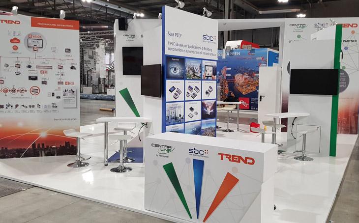 Kamrad - Stand Expo Honeywell Smartbuilding