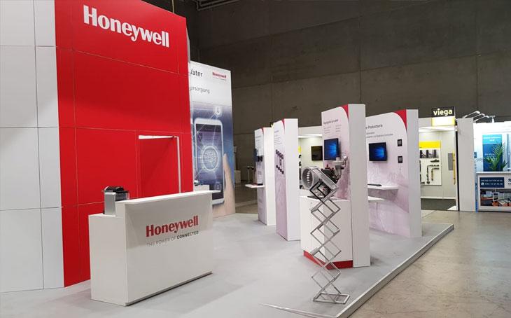 Kamrad - Stand Honeywell la GAT WAT 2018