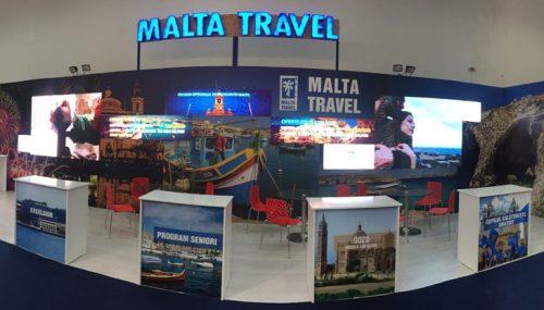 Kamrad - Stand Expo Malta Travel 2016