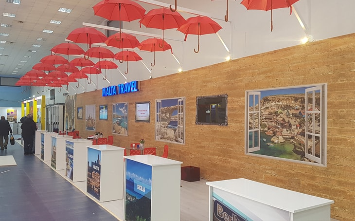 Kamrad - Stand Expo Malta Travel 2017