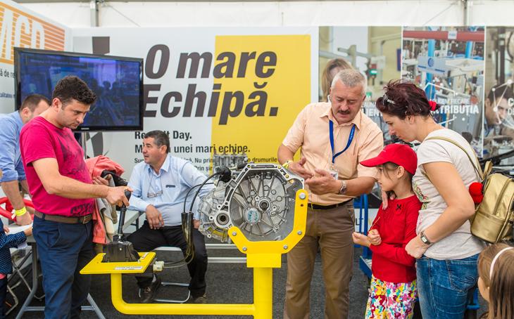 Kamrad - Standuri Expo Renault Day 2017