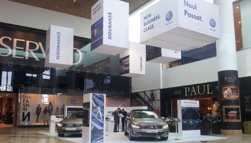 Kamrad - Stand noul Volkswagen Passat