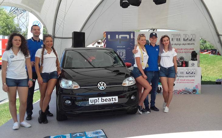 Kamrad - Stand Volkswagen up! beats la Untold