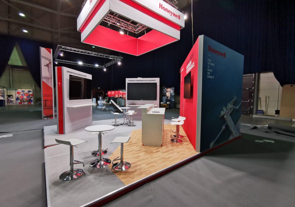 Kamrad - Stand Honeywell  la StocExpo